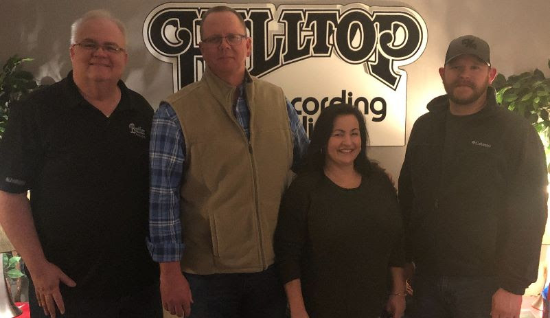 Barry Rowland & Deliverance Join Butler Music Group & Family Music Group