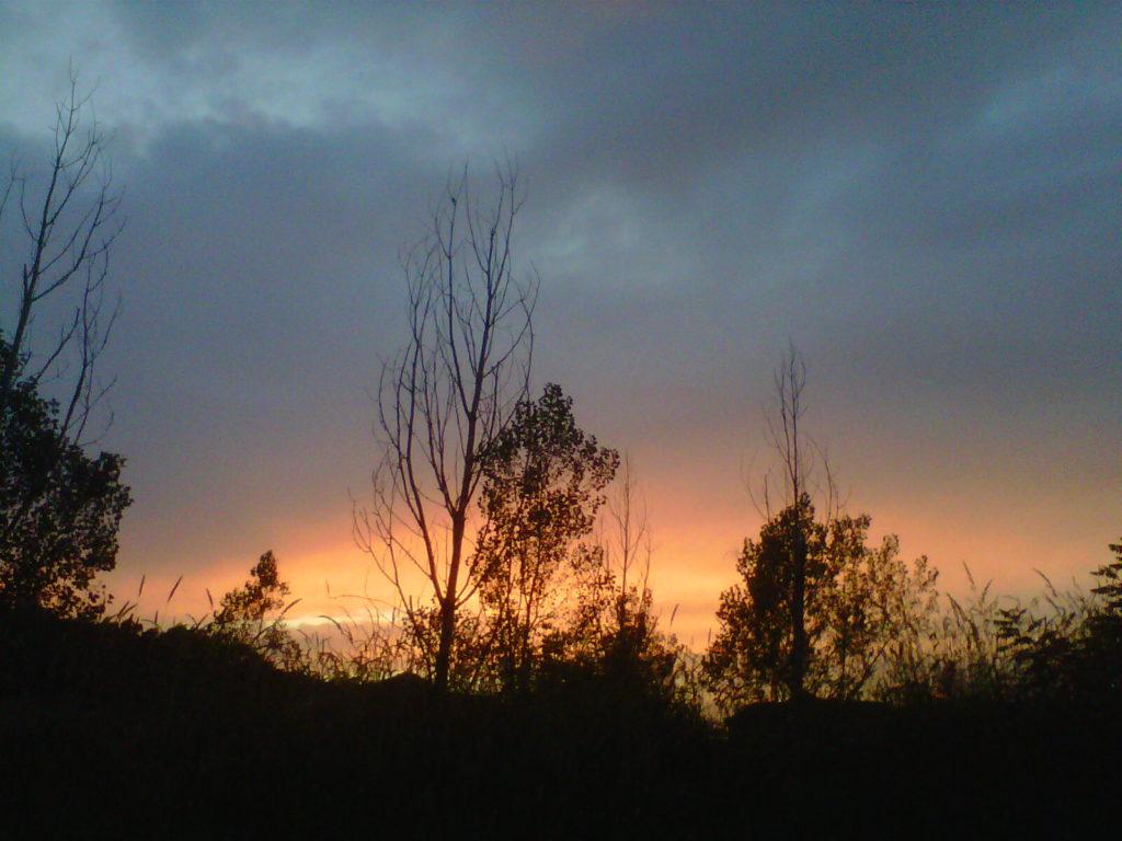 sun rise sunset