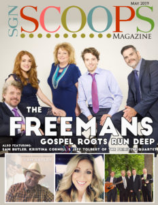 May 2019 SGNScoops Magazine