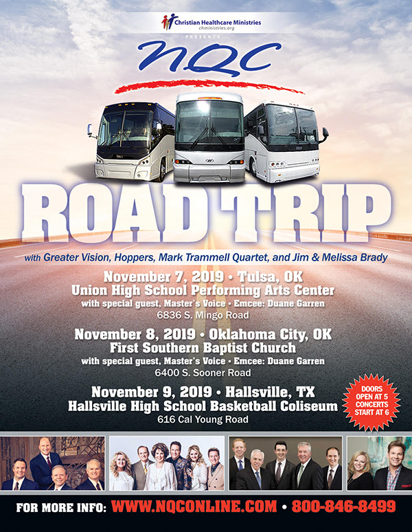 NQC Announces NQC Road Trip Tour