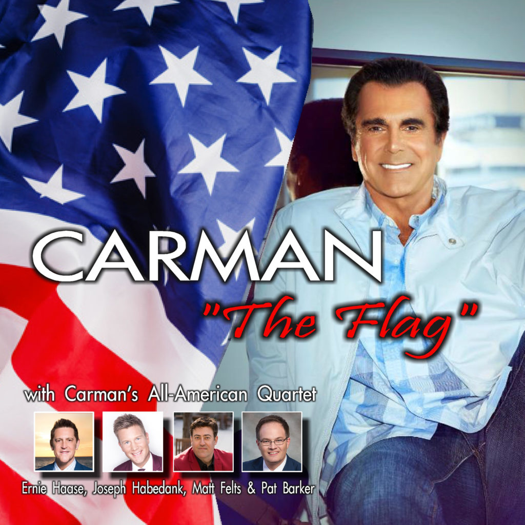 Carman. The Flag