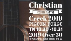 Christian Country at the Creek