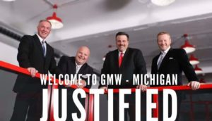 Justified Qt at GMW MI
