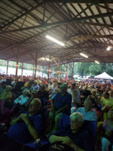 Heaven's Mountain Band Performs to Sold-Out Crowds at Shadow Valley Sing!