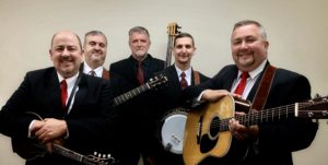 Bluegrass Gospel at Creekside with Eagle's Wings, Stevens Family Tradition, East Ridge Boys, Sowell Family.