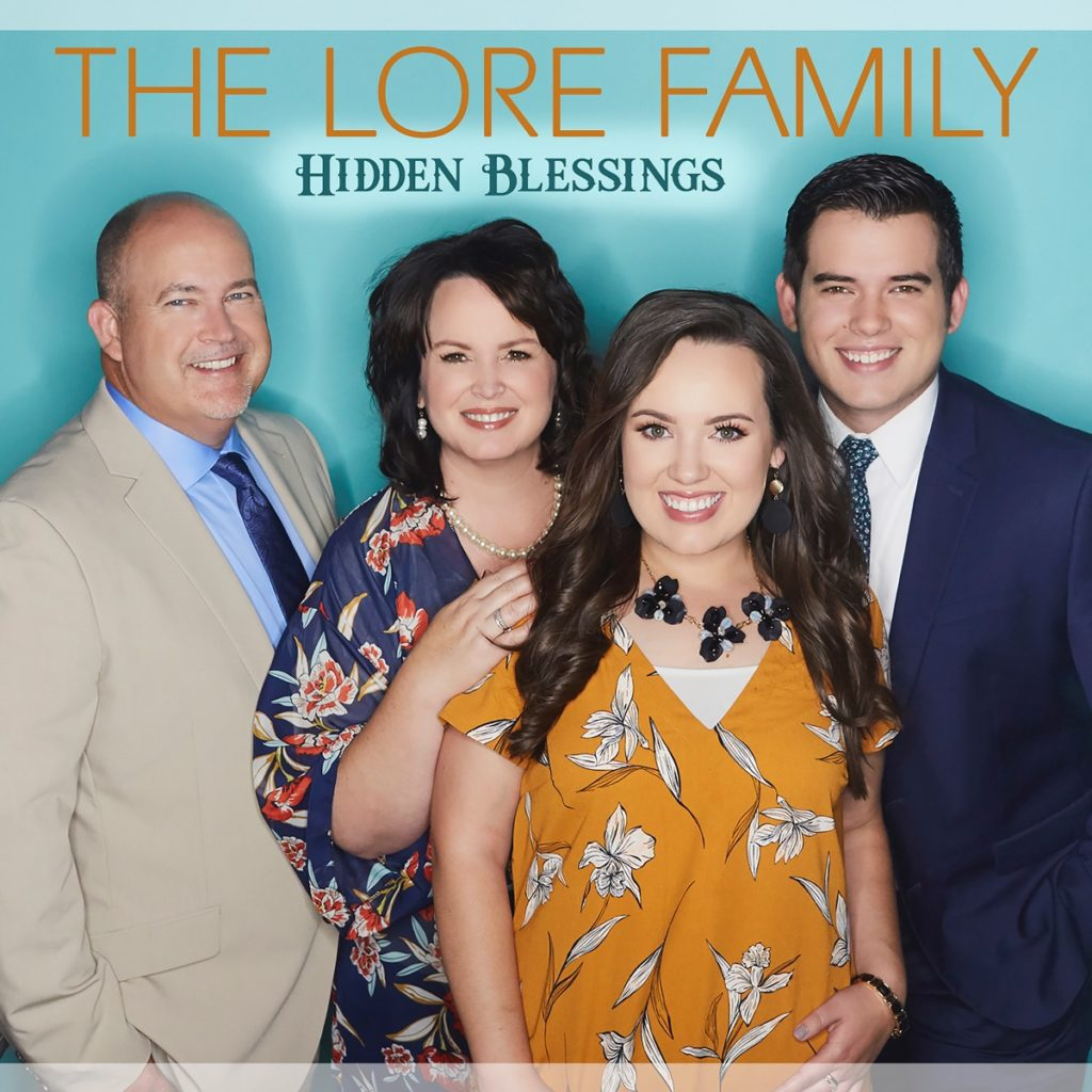 The Lore Family releases Hidden Blessings and shares their faith