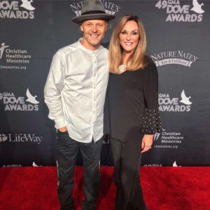 Jason Clark and Kelly Nelon Clark
