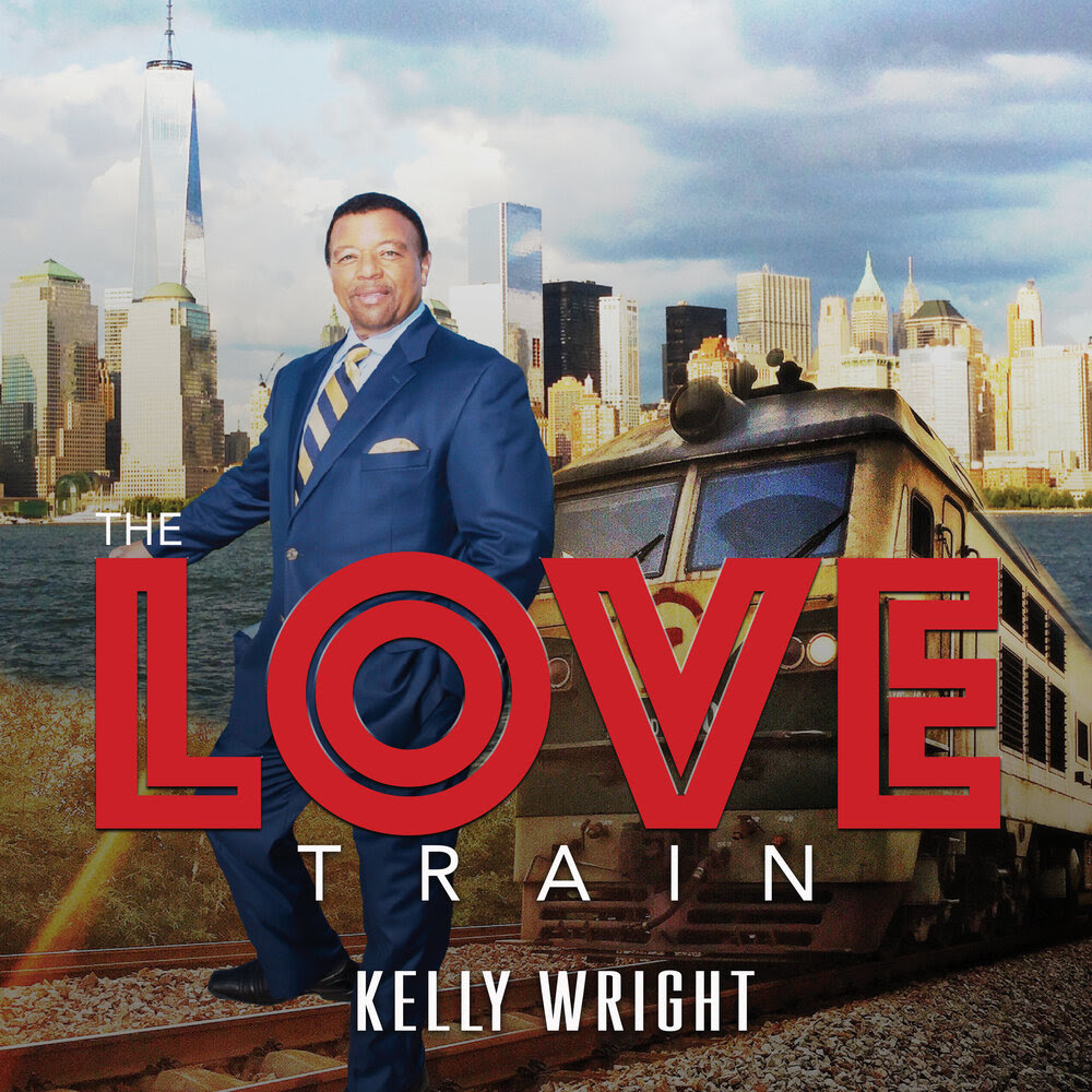 New Music from Kelly Wright - The Love Train