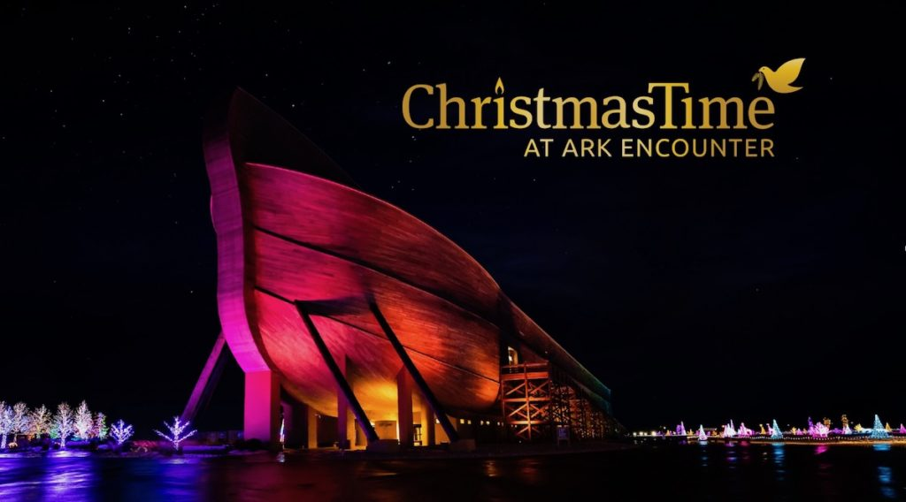 A Reason To Celebrate by Steve Hess and Southern Salvation at the Ark Encounter