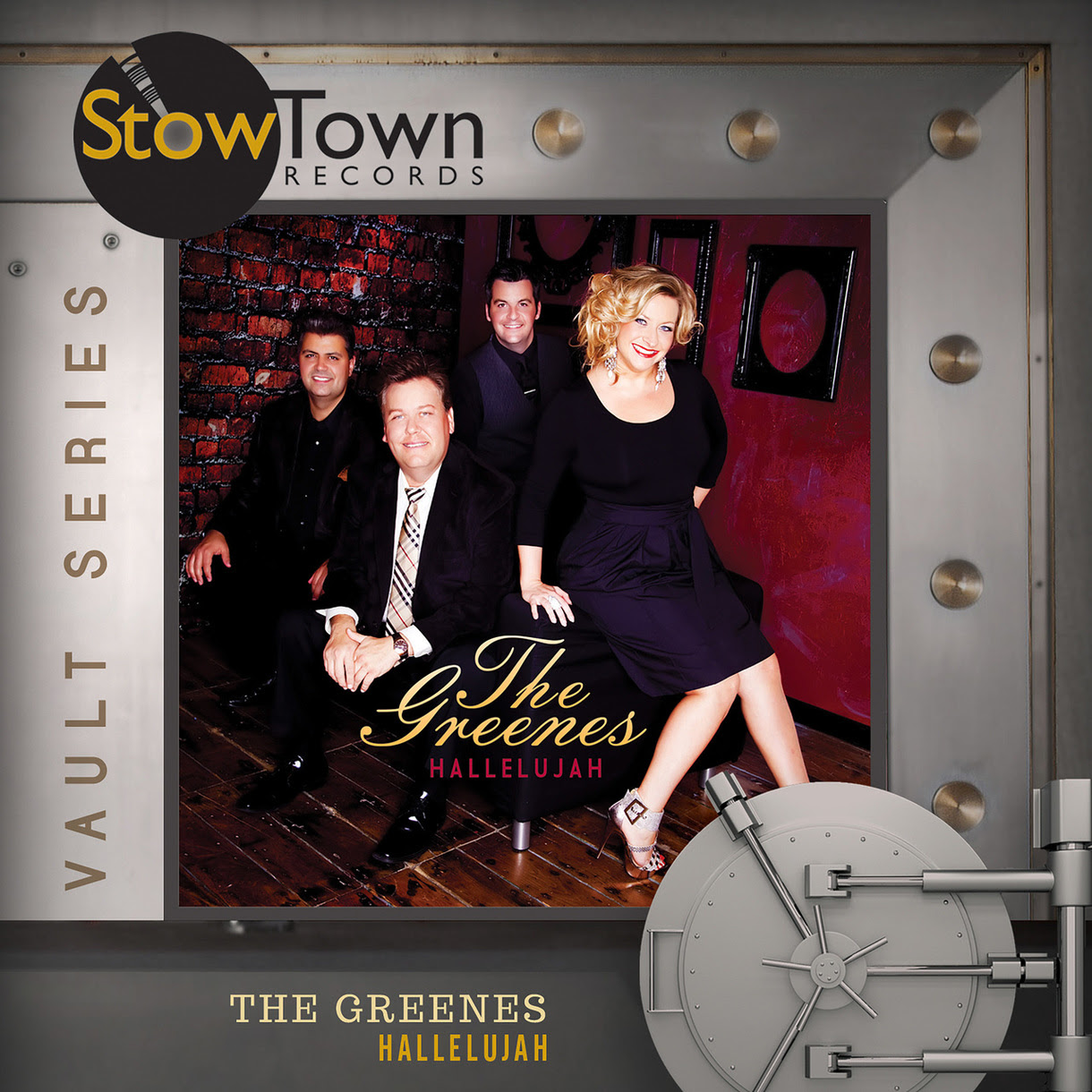 "StowTown Records Announces the Digital Release of The Greenes' Classic ""Hallelujah"""