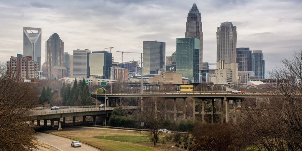 The Music Hub: It Could've Been Charlotte, North Carolina