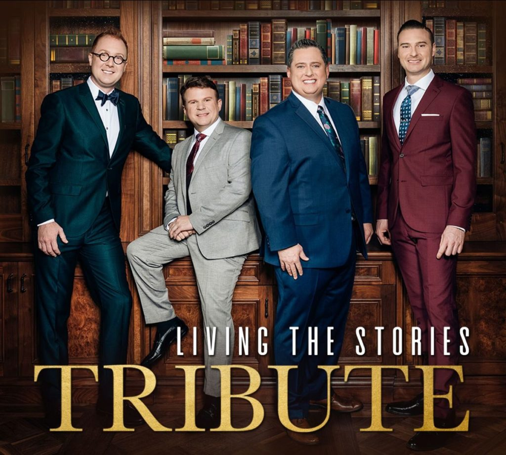 "Tribute Quartet Hits #1 With ""The Healer Hasn't Lost His Touch."""