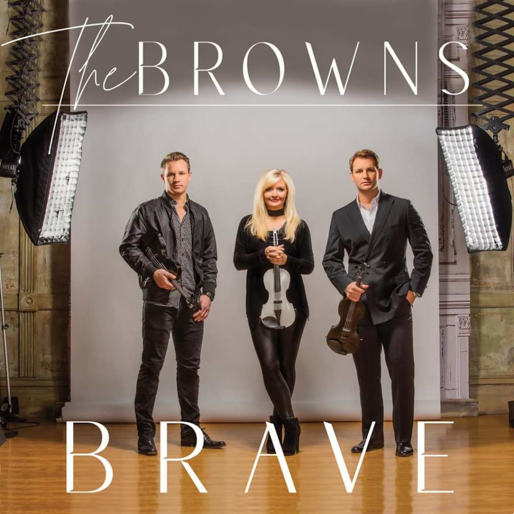 "The Browns Release Encouraging New Music With EP ""Brave"""