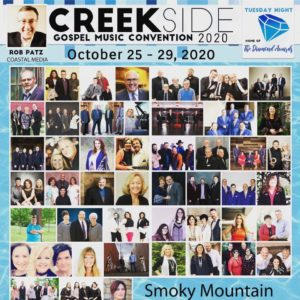 Creekside 2020. Rob Patz: Time to be Bold
