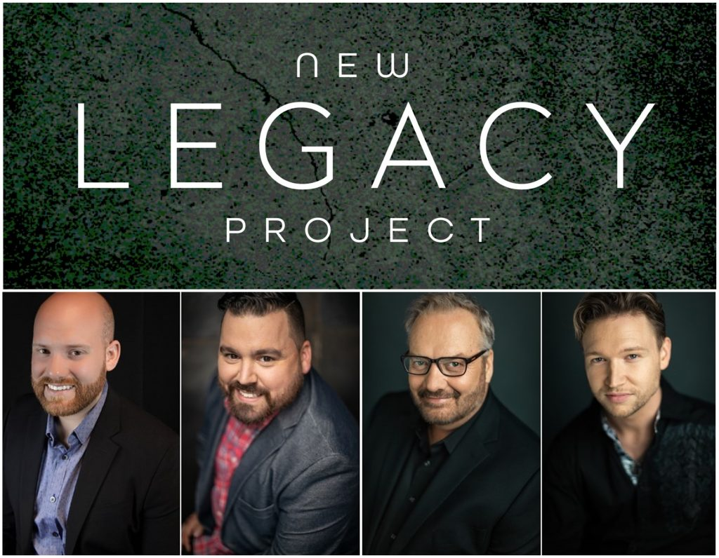 New Legacy Project New Radio Release and Lyric Video