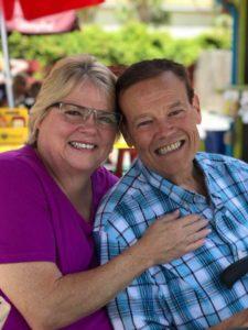 Linda and Ernie Dawson