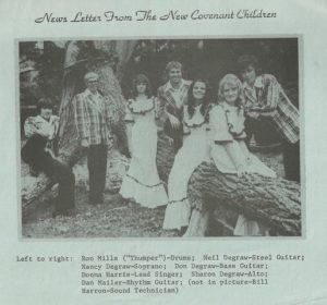 New Covenant Children. Ontario Canada. CGMA