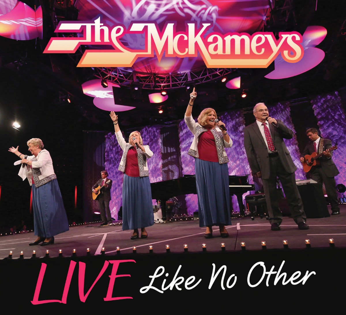 The McKameys release LIVE Like No Other