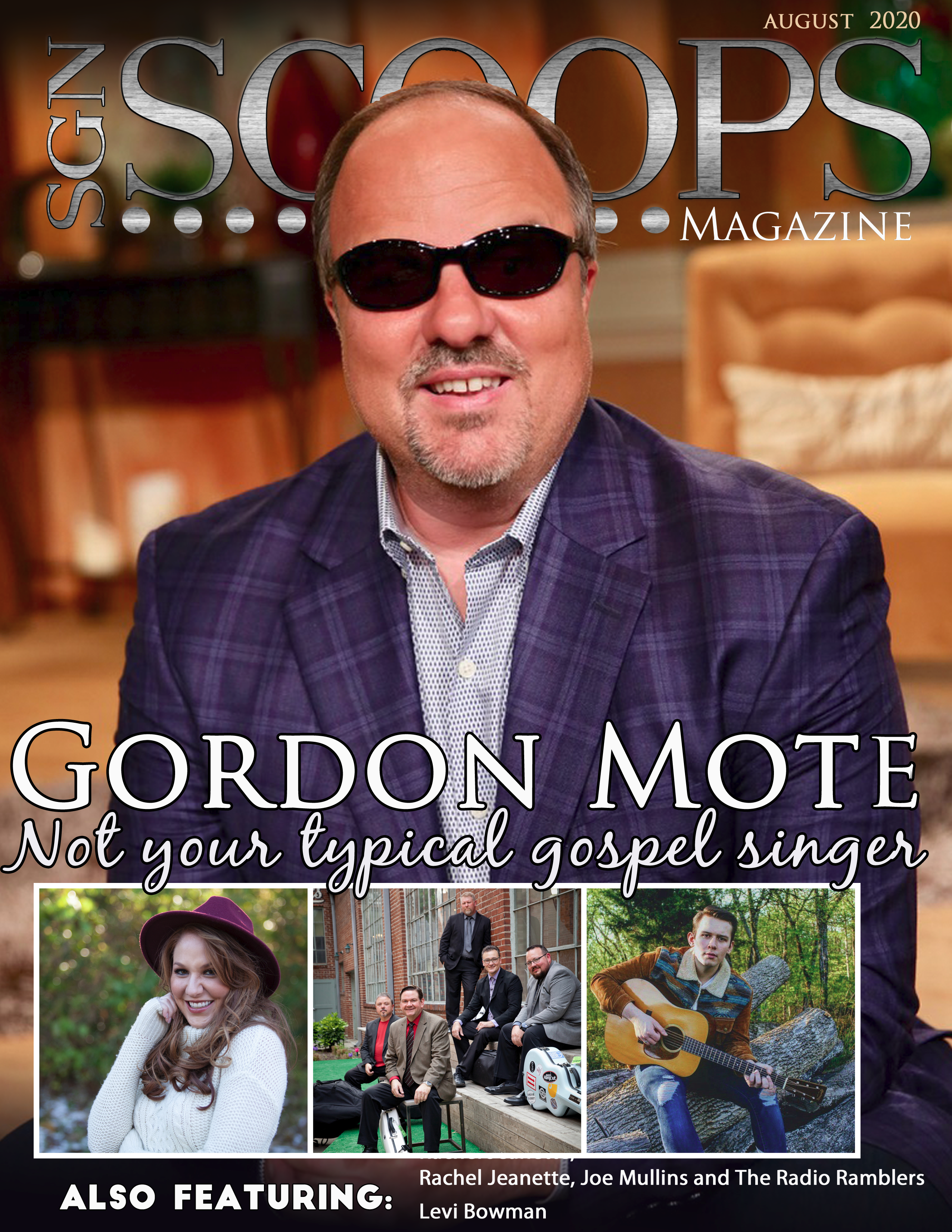 SGN Scoops Magazine