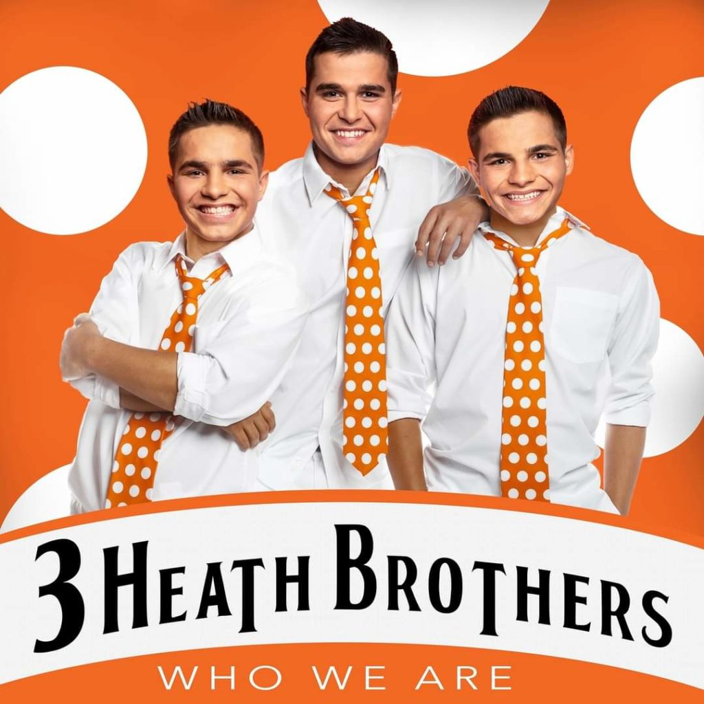 3 Heath Brothers