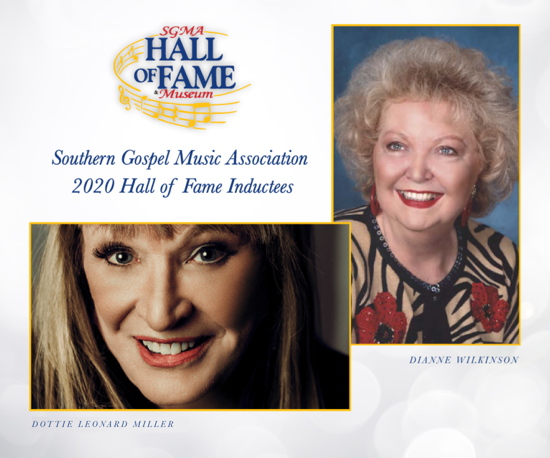 Daywind Music Group Celebrates SGMA Hall of Fame Inductees, Dottie Leonard Miller and Dianne Wilkinson